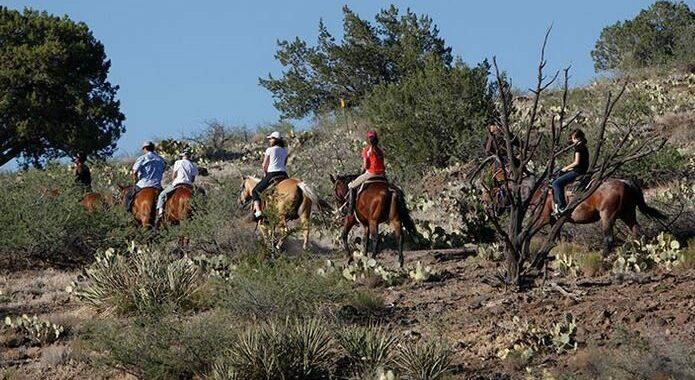 See Ranch Life of the West Up Close, Alma de Sedona Inn