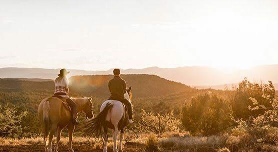 Riding through History at M Diamond Ranch, Alma de Sedona Inn