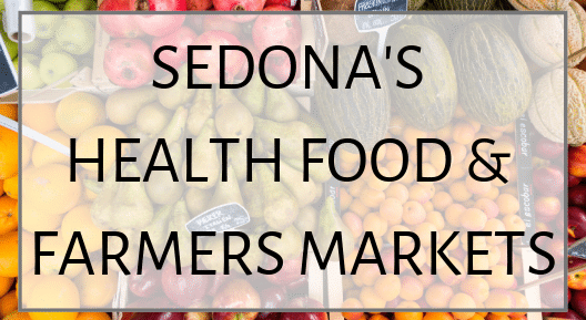 Sedona's Health Food & Farmers Markets, Alma de Sedona Inn