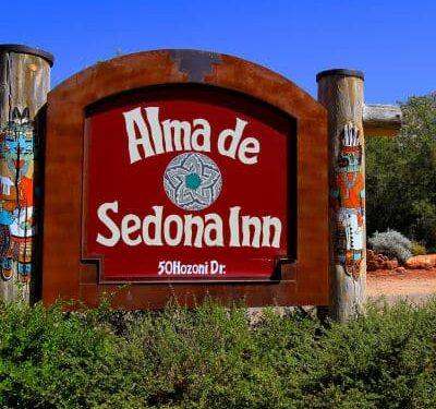 Home, Alma de Sedona Inn