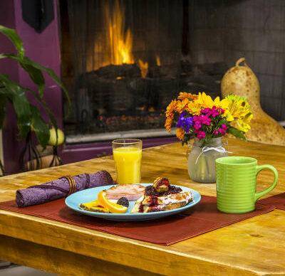 Breakfast, Alma de Sedona Inn